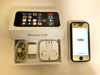 iPhone 5s with 32 GB