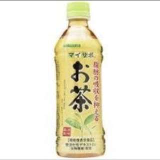 日本Sangaua 吸脂綠茶