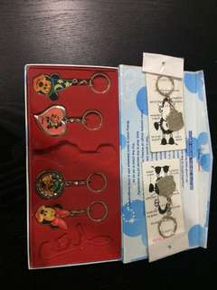Key chain disney hong kong