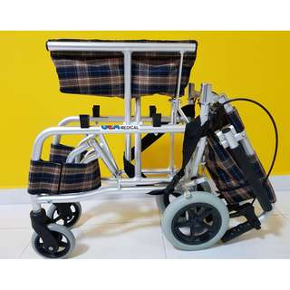 Foldable Lightweight Wheekchair (Moving House Sales)