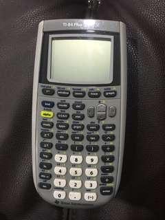 Graphic Calculator T1-84 Plus Pocket SE