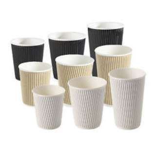 RIPPLED CUPS