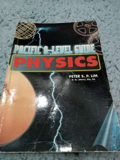 Pacific O level Guide Physics