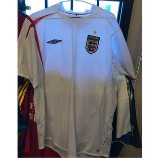 england soccer jersey