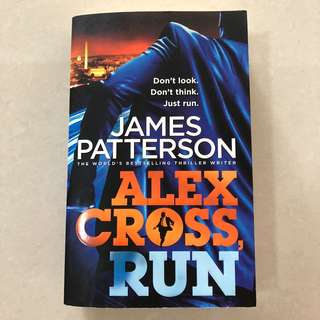 Alex Cross, Run by James Patterson