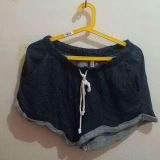 H&M sweat shorts