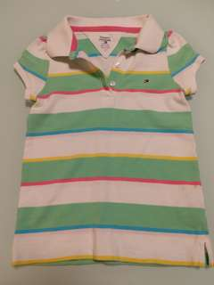 Tommy Hilfiger 3T girls polo t (postage included)