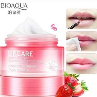 BIOAQUA LIP SLEEPING MASK EXFOLIATOR