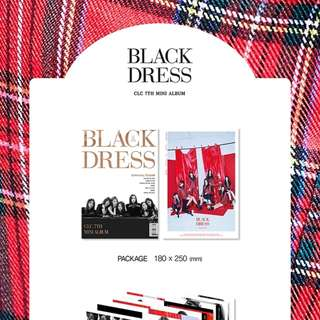 CLC 7TH MINI ALBUM - BLACK DRESS