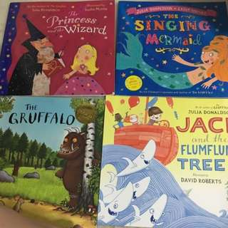 Julia Donaldson Collection