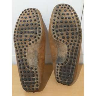 tods shoes authentic size 7