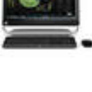 HP TouchSmart 320 all-in-one with Beats Audio