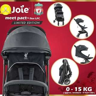 Joie Pact Flex Stroller (LFC Limited Edition)