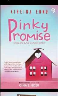Pinky promise - novel ebook