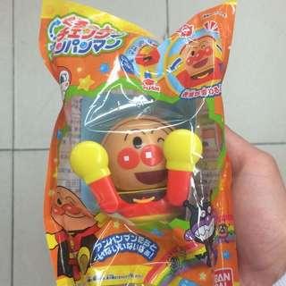 日本麵包超人公仔