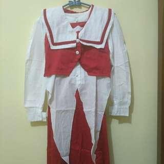 Risa Harada Cosplay Costume