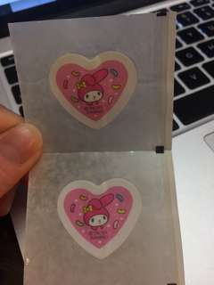 🐰 My Melody bandage 膠布