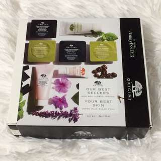 Origins Best Sellers Set + Samples