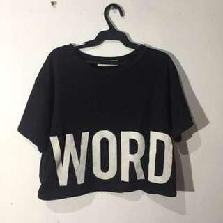 T-shirt korean style