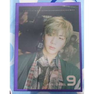 [WTS/WTT] Wanna One Nothing Without You Daniel calendar card
