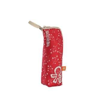 Original flaschengeist urban red bottle holder