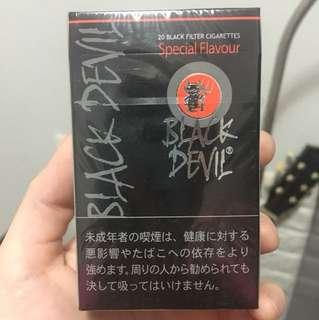 Black devie 朱古力味