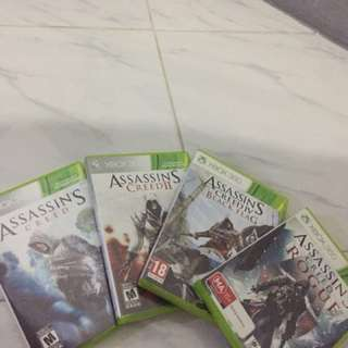 Assassin's Creed Xbox 360 Kinect (PAL)