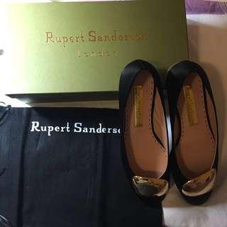 Rupert Sanderson 平底鞋🈹️