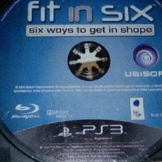 PS3 Fit in six