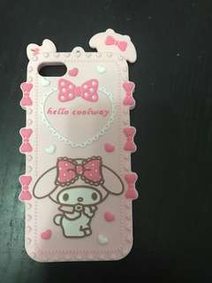 Melody iphone case