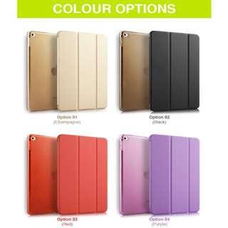 Colour Options - iPad Case