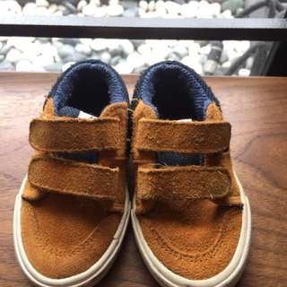 Zara Baby Shoes Size 19
