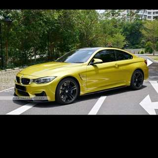 BMW M4 Coupe 3.0 Auto Performance Edition