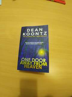 Dean Koontz--One Door Away From Heaven