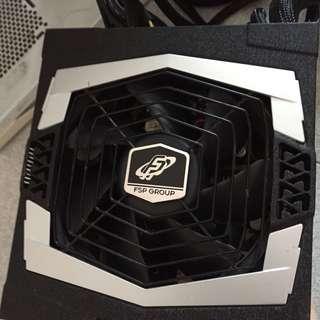 FSP 80+ Platinum 650W (PSU)