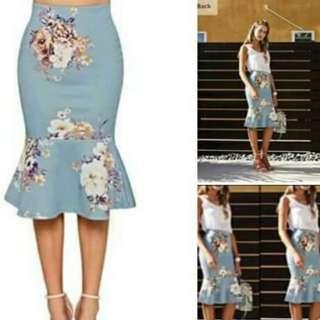 NEW!! Mermaid skirt
