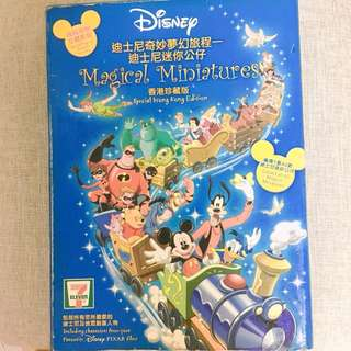2005年全套7-11迪士尼限定擺設!