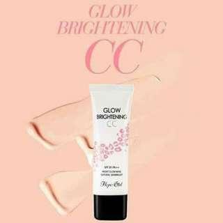 Glow brighthening Cc cream