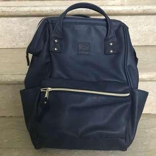 Anello Navy Leather (ORI)