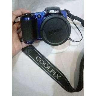 Nikon Coolpix L820 Preloved
