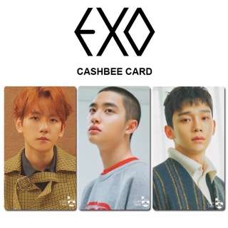 EXO Cashbee Card Official SM Goods