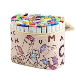 💖Touch mark 多色 marker馬克筆連筆袋💖