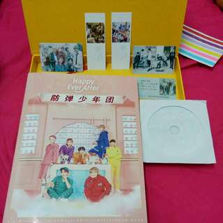 BTS OFFICIAL SPECIAL GIFT SET