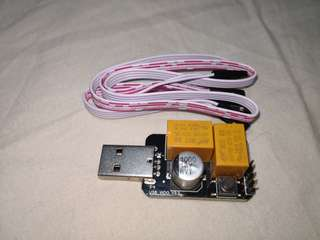 USB Watchdog Card Module Timer Blur Screen Restart