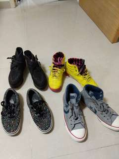 Sneakers, boots size 38-40