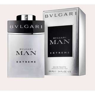 BVLGARI MAN EXTREME 100ML  As Very Elegant, Deep, Attractive And Intense.
