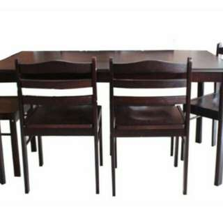 Dining table 4 seater