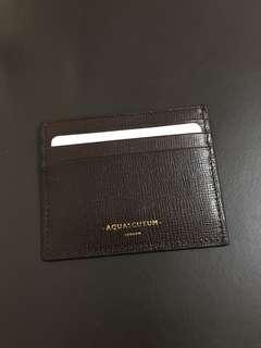 Aquascutum卡片套