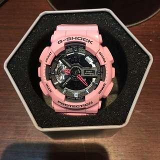 🚚 G-shock 經典粉紅錶