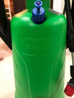 Di Martino Ariel 12L pressurized water spray tank